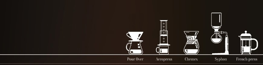 Alternative Coffee Makers