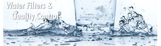 Water Filters & Quality Control