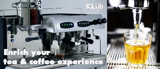 KLüb Teapresso and Espresso Machine